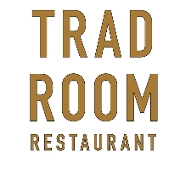 This is the restaurant logo for Trad Room