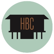This is the restaurant logo for Hilo Bay Cafe