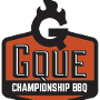 Restaurant logo for GQue - Lonetree