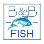 Restaurant logo for B & B Fish
