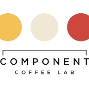 This is the restaurant logo for Component Coffee Lab - Visalia