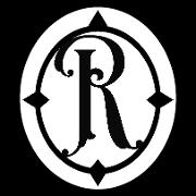 This is the restaurant logo for Davenport Roadhouse Saloon ~ Restaurant ~ Inn