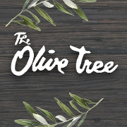 This is the restaurant logo for The Olive Tree - Glen Burnie