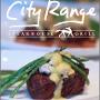 Restaurant logo for CityRange Steakhouse Grill