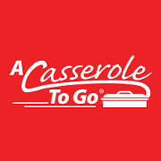 This is the restaurant logo for A Casserole To Go
