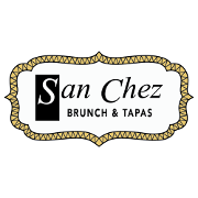 This is the restaurant logo for San Chez Bistro