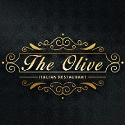 This is the restaurant logo for The Olive