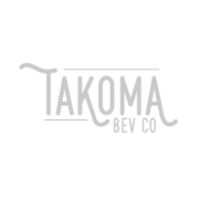 This is the restaurant logo for Takoma Beverage Company