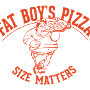 Restaurant logo for Fat Boy's Pizza 02