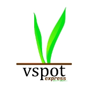 This is the restaurant logo for VSPOT Express