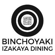 This is the restaurant logo for Binchoyaki