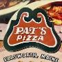 Restaurant logo for Pat's Pizza - Ellsworth