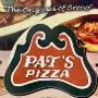 Restaurant logo for Pat's Pizza - Bar Harbor