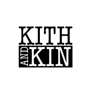 This is the restaurant logo for Kith And Kin