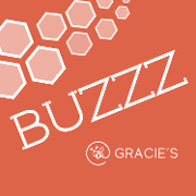 This is the restaurant logo for Gracie's