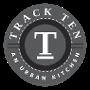 Restaurant logo for Track Ten