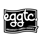 This is the restaurant logo for Eggtc.