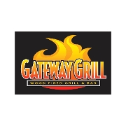 This is the restaurant logo for Gateway Grill