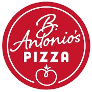 This is the restaurant logo for B. Antonio's Pizza
