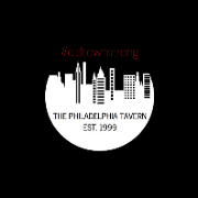 This is the restaurant logo for The Philadelphia Tavern