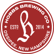 This is the restaurant logo for Hobbs Brewing Company