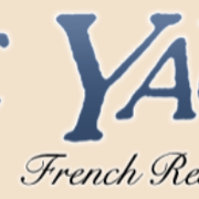 This is the restaurant logo for Le Yaca Williamsburg