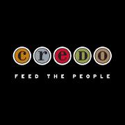 This is the restaurant logo for Credo Restaurant