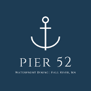 This is the restaurant logo for Pier 52