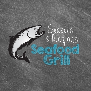 This is the restaurant logo for Seasons & Regions Seafood Grill