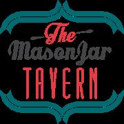 This is the restaurant logo for Mason Jar Tavern