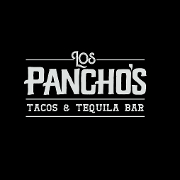 This is the restaurant logo for Los Panchos Tacos and Tequila Bar