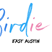 This is the restaurant logo for Birdie's