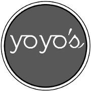 This is the restaurant logo for Yo Yo's