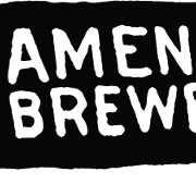 This is the restaurant logo for 21st Amendment Brewery