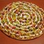 Restaurant logo for Bernie O's Pizza,