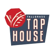 This is the restaurant logo for Tallgrass Tap House