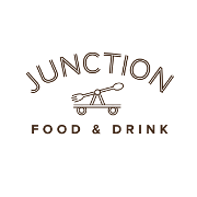 This is the restaurant logo for Junction Bar @ Junction Food and Drink