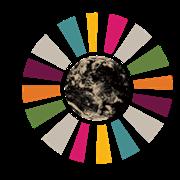 This is the restaurant logo for Earthbar