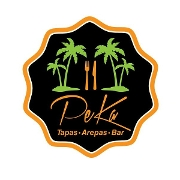 This is the restaurant logo for Peka Restaurant