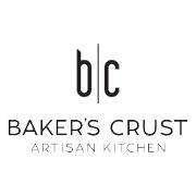 This is the restaurant logo for Baker's Crust