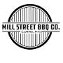 Restaurant logo for Mill Street BBQ Co.