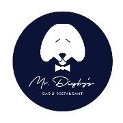 This is the restaurant logo for Mr. Digby's