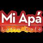 Restaurant logo for Mi Apa Latin Cafe