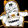 Restaurant logo for MB Ramen