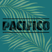 This is the restaurant logo for Pacifico