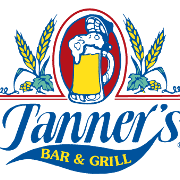 This is the restaurant logo for Tanner's Bar & Grill