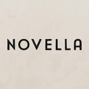 This is the restaurant logo for Novella Osteria