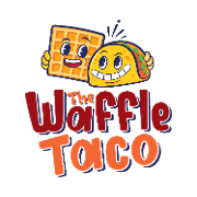 This is the restaurant logo for The Waffle Taco