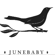 This is the restaurant logo for JuneBaby