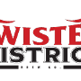 Restaurant logo for Twisted District Brew Co.